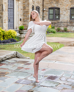 Broughton dance seniors. May 10, 2021