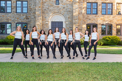 Dance Team Photoshoot