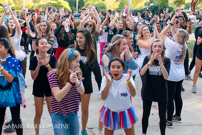 Broughton Dance-a-Thon. October 20, 2017.