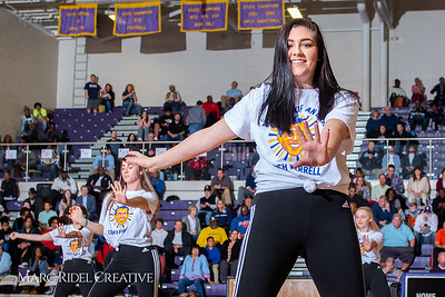 Broughton boys varsity basketball vs Millbrook. February 15, 2019. 750_7785