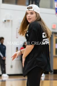 Broughton JV and varsity girls basketball vs Athens Drive. December 6, 2019. D4S_2322
