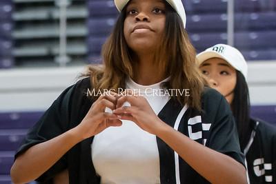 Broughton JV and varsity girls basketball vs Athens Drive. December 6, 2019. D4S_2325