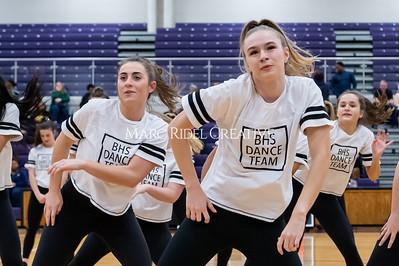 Broughton Dance Team halftime show. January 24, 2020. D4S_5774