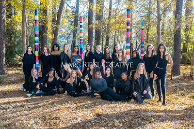 Broughton Dance photoshoot at Dix park. November 26, 2019. MRC_7345