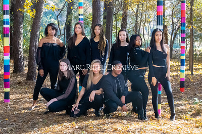 Broughton Dance photoshoot at Dix park. November 26, 2019. MRC_7348