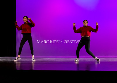 Broughton dance Emerging Artists Freshman and Sophomores. March 6, 2020. D4S_4171