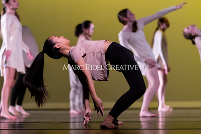 Broughton dance Emerging Artists Freshman and Sophomores. March 6, 2020. D4S_4107