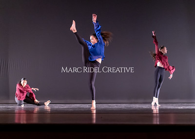 Broughton dance Emerging Artists Freshman and Sophomores. March 6, 2020. D4S_4130