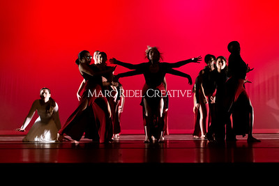 Broughton dance Emerging Artists juniors and seniors. March 6, 2020. D4S_5586