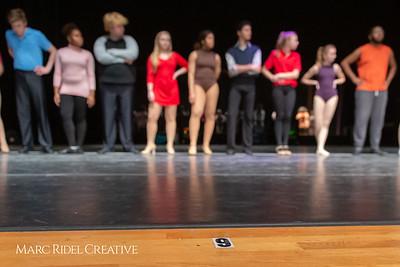 A Chorus Line rehearsal. March 1, 2019. D4S_2745