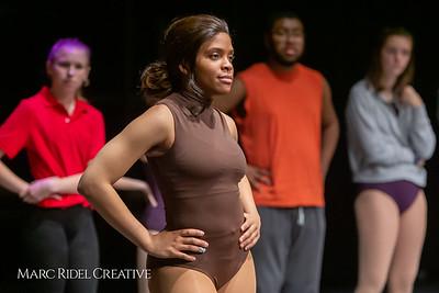 A Chorus Line rehearsal. March 1, 2019. D4S_2787