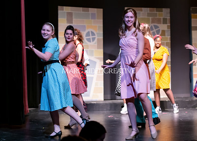 Broughton Hairspray dress rehearsal. February 22, 2020. D4S_6360