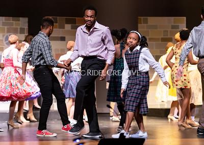 Broughton Hairspray dress rehearsal. February 22, 2020. D4S_6345