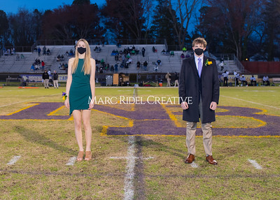Broughton football vs Leesville. Homecoming. March 19, 2021