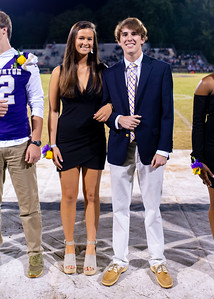 Broughton football vs Enloe. Homecoming. October 10, 2019. D4S_0393