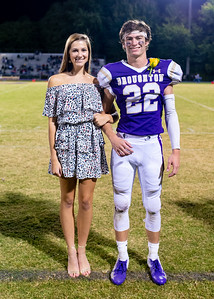 Broughton football vs Enloe. Homecoming. October 10, 2019. D4S_0367