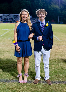 Broughton football vs Enloe. Homecoming. October 10, 2019. D4S_0364