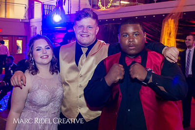Broughton Prom in the Holliday gym. April 27, 2019. D4S_3723