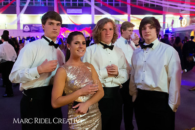 Broughton Prom in the Holliday gym. April 27, 2019. D4S_3712