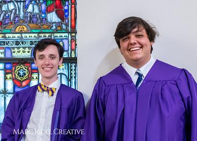 Broughton Class of 2019 Baccalaureate at Edenton Street United Methodist Church. June 9, 2019. 750_4972