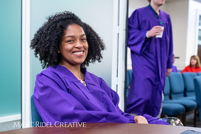 Broughton Class of 2019 Baccalaureate at Edenton Street United Methodist Church. June 9, 2019. 750_4947