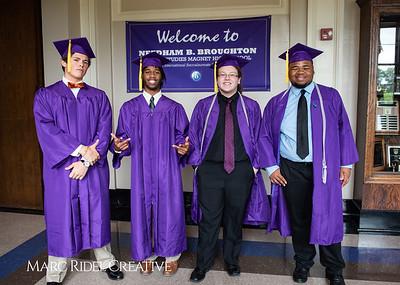 Broughton Class of 2019 Graduation. June 11, 2019. 750_5836