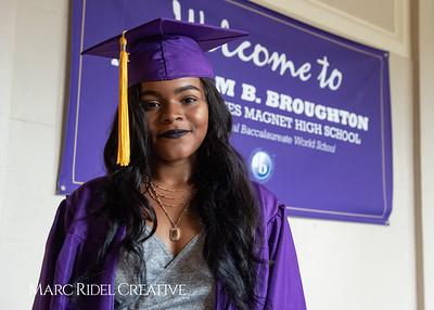 Broughton Class of 2019 Graduation. June 11, 2019. 750_5828