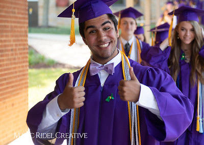 Broughton Class of 2019 Senior Assembly. May 28, 2019. MRC_8805