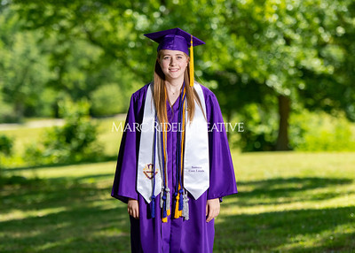 Broughton Park and Morehead Cain Scholars. May 7, 2020. MRC_6453