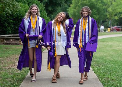 Broughton Class of 2021 Graduation. June 9, 2021