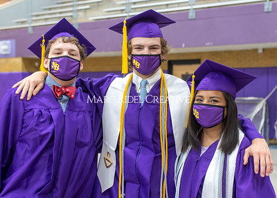 Broughton class of 2021 senior assembly. May 26, 2021