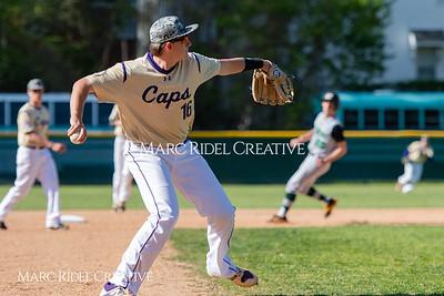 Broughton varsity baseball vs. Cardinal Gibbons. April 17, 2018.