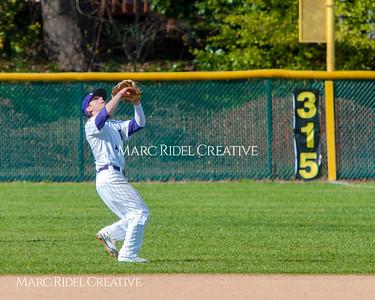 Broughton varsity baseball vs. Enloe. March 22, 2018.