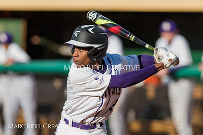 Broughton JV baseball vs Garner. March 5, 2018