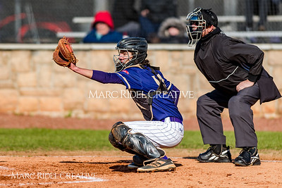 Broughton varsity baseball vs. Southeast Raleigh. March 13, 2018,.