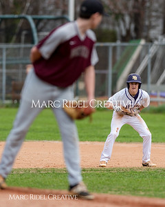 Broughton JV baseball vs. Wakefield. February 24, 2018.