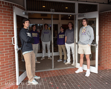 Broughton baseball pancake breakfast fundraiser at the Cameron Village K&W. December 1, 2018, 750_1076