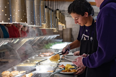 Broughton baseball pancake breakfast fundraiser at the Cameron Village K&W. December 1, 2018, 750_1230