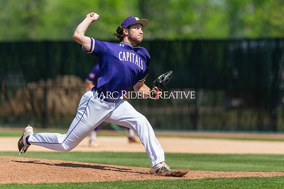 Broughton baseball at the Bobby Murray Invitational at Holly Springs High School. April 18, 2019. D4S_7302