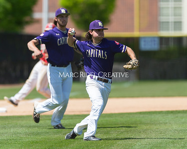 Broughton baseball at the Bobby Murray Invitational at Holly Springs High School. April 18, 2019. D4S_7233