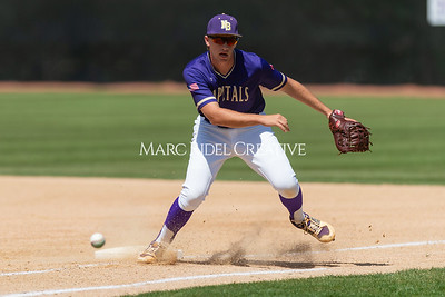 Broughton baseball at the Bobby Murray Invitational at Holly Springs High School. April 18, 2019. D4S_7245