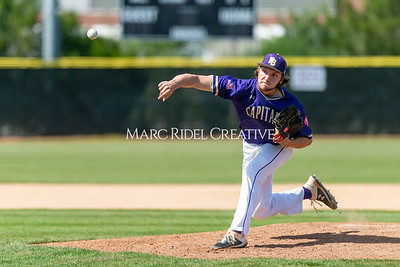 Broughton baseball at the Bobby Murray Invitational at Holly Springs High School. April 18, 2019. D4S_7350