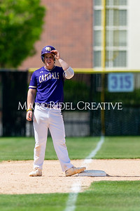 Broughton baseball at the Bobby Murray Invitational at Holly Springs High School. April 18, 2019. D4S_7328