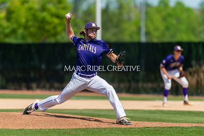 Broughton baseball at the Bobby Murray Invitational at Holly Springs High School. April 18, 2019. D4S_7299
