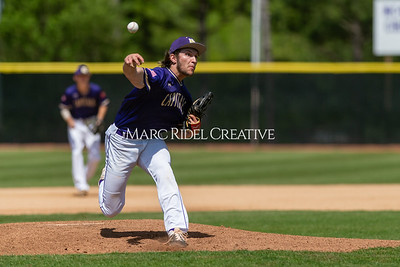 Broughton baseball at the Bobby Murray Invitational at Holly Springs High School. April 18, 2019. D4S_7295