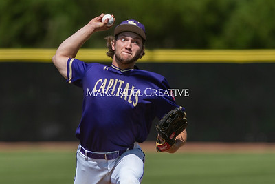 Broughton baseball at the Bobby Murray Invitational at Holly Springs High School. April 18, 2019. D4S_7287