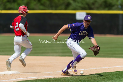 Broughton baseball at the Bobby Murray Invitational at Holly Springs High School. April 18, 2019. D4S_7249
