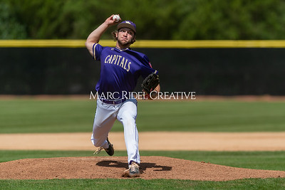 Broughton baseball at the Bobby Murray Invitational at Holly Springs High School. April 18, 2019. D4S_7282