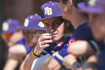 Broughton baseball at the Bobby Murray Invitational at Holly Springs High School. April 18, 2019. D4S_7237