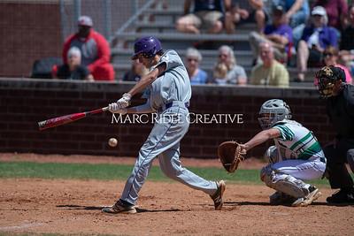 Broughton varsity baseball at Cardinal Gibbons. April 27, 2019. D4S_3373